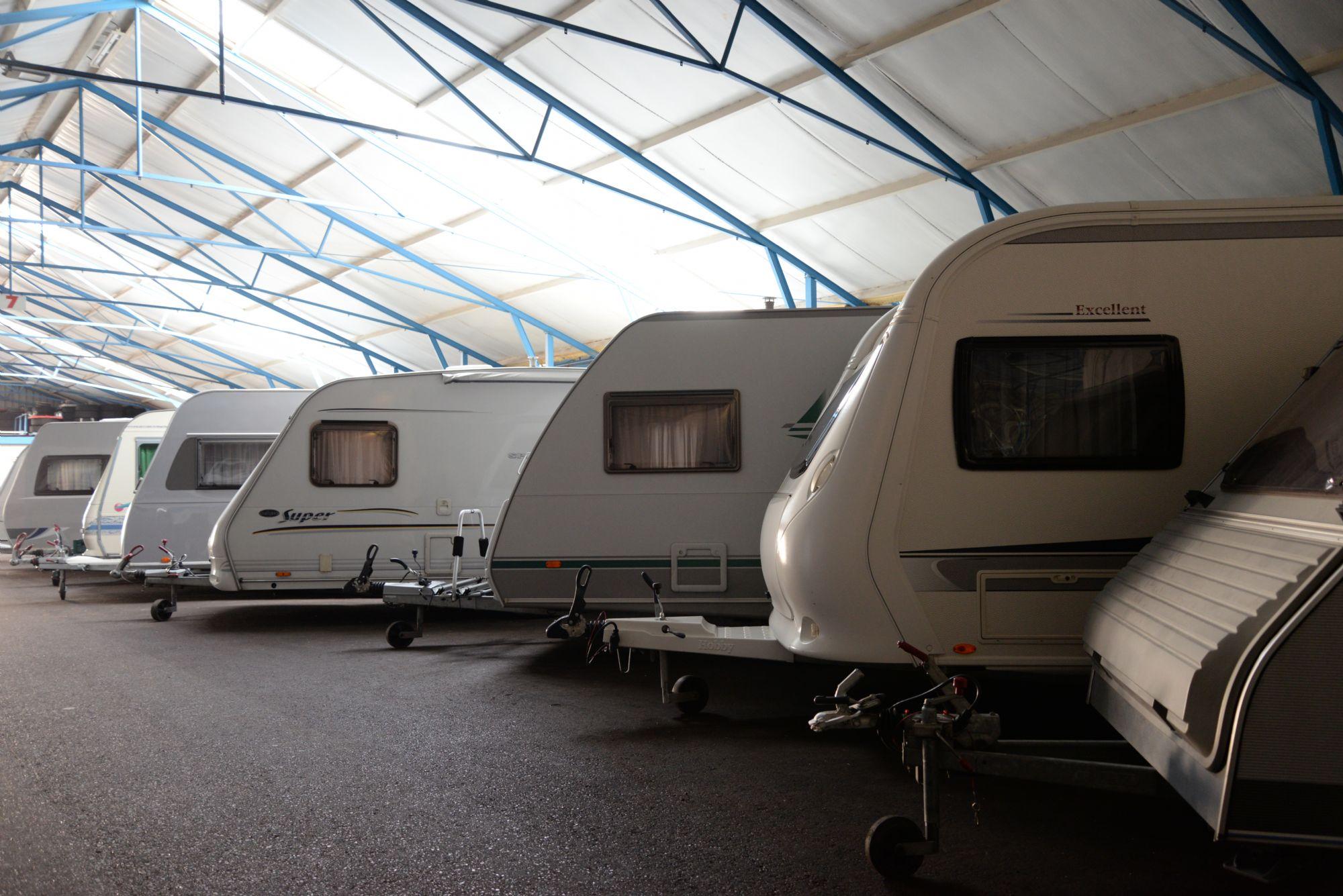 Goedkope caravanstalling noord holland